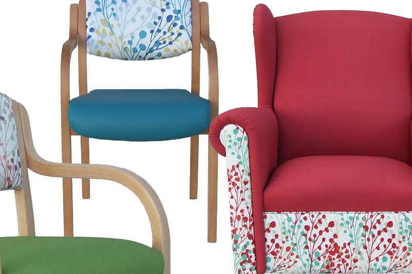 Customised aged care furniture