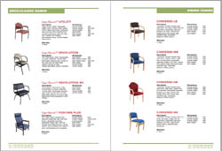Catalogue of aged care furniture
