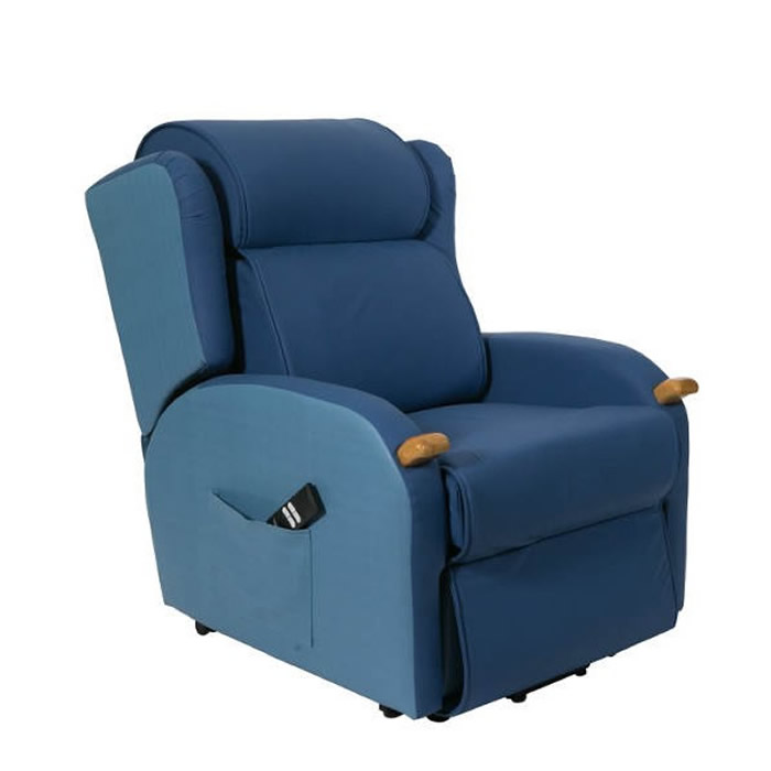 Compact Air Lift Recliner Smart Seating