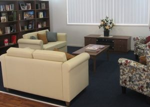 Retirement Living Communal Lounge