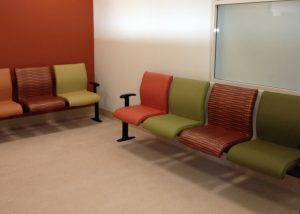 Kalgoorlie Hospital - Main Waiting Room