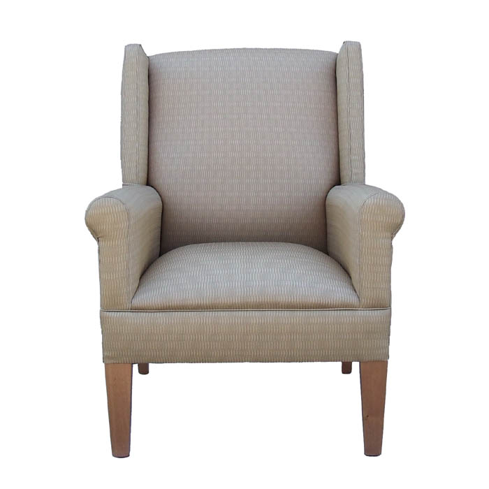 Delicieux Comfy Club Wingback Chair. ; 