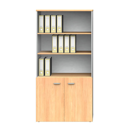 Cupboard-Bookshelves