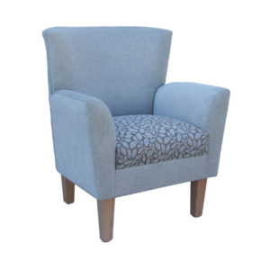 Harper single-seater armchair