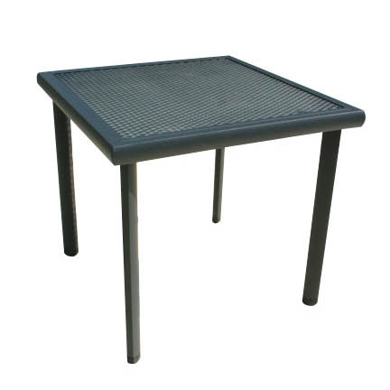 Square Mesh Table
