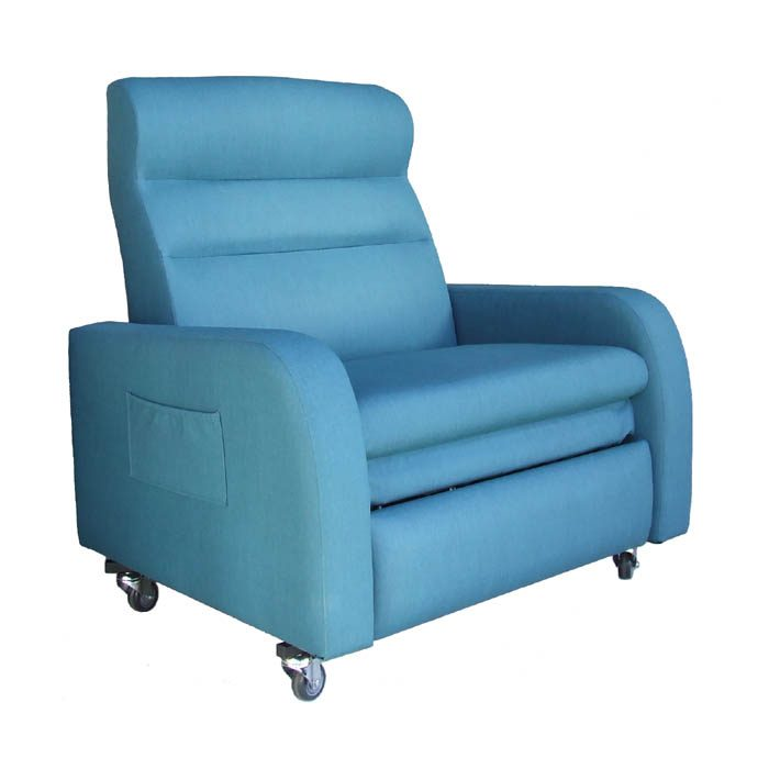 Titan recline lift chair for bariatric applications