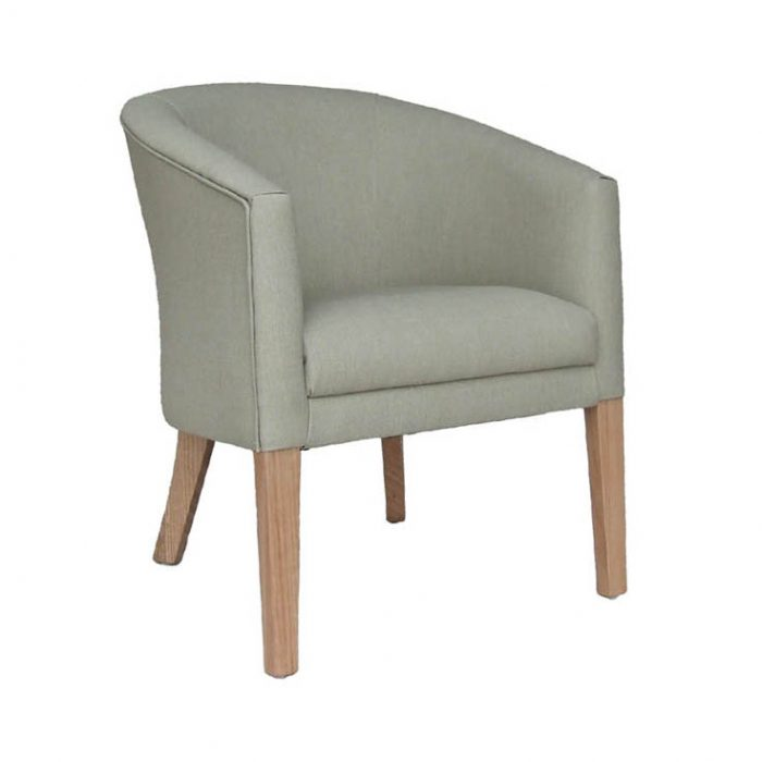 Wellington single-seat tub chair
