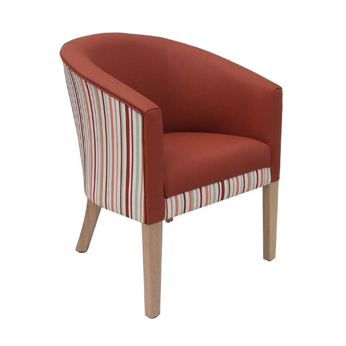 Stylish 'Wellington' tub chair